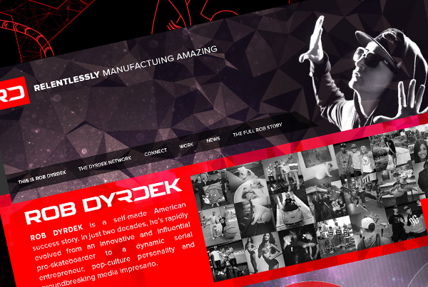 Rob Dyrdek Website